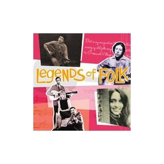 Time Life Music Legends Of Folk 2 CD set as seen on PBS 30 essential tracks