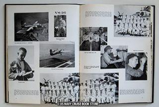 USS Randolph CVS 15 Mediterranean Cruise Book 1962