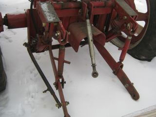 Farmall M H 3 Point Hitch Double Cyclinder