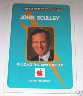 John Sculley Apple Computer History Book