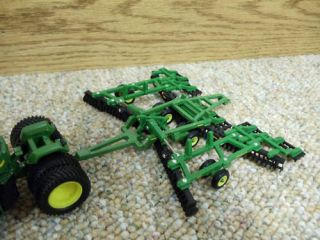 1 64 Ertl John Deere 637 Disk w Harrows Farm Toy