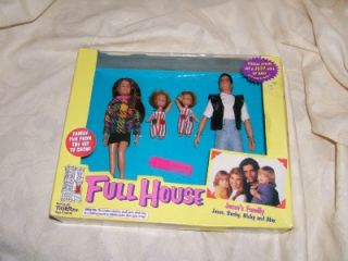 Full House John Stamos Uncle Jesse Family Dolls 1993
