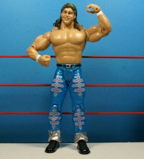 WWE Jakks Johnny Nitro Adrenaline 18 Exclusive Wrestling Action Figure WWF 384
