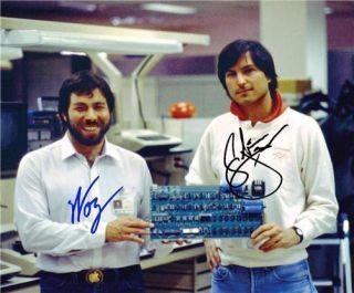 Steve Jobs Wozniak Signed Photo 8x10 RP Autographed Apple