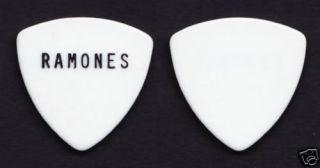 Ramones Johnny Ramone Guitar Pick Early 1990s Tours