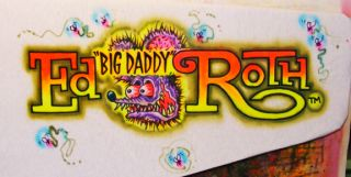 Johnny ACE Art AIRBRUSHED T Shirt RAT FINK Ed Big Daddy Roth WILD CHILD GTO