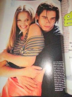 Seventeen 7 1994 Niki Taylor Katherine Heigl Jon Stewart Christian Slater
