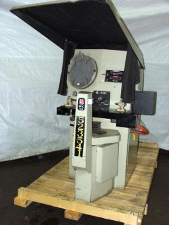 "14"" Jones Lamson Epic 114 Optical Comparator 1980"