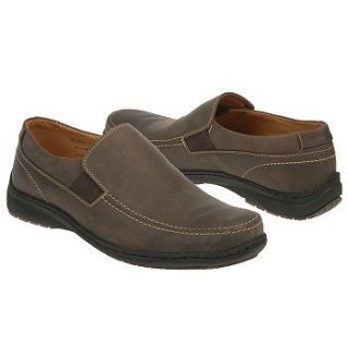 Johnston Murphy Mens Gibb Brown Loafers Shoes 13