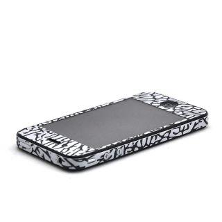 New Jordan Cement Elephant Print iPhone 4 Hard Case