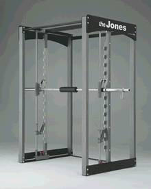 BodyCraft Jones Smith Machine not Just Another Smith