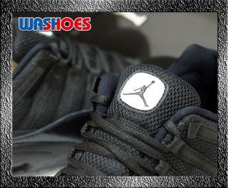 "2011 Nike Air Jordan CMFT Viz 11 x ""Carbon Fiber"" Cool Black US 8 12 PE 3 5 13"