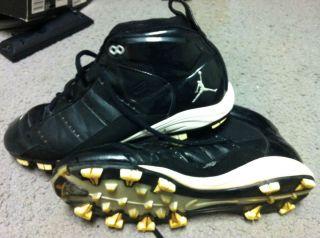 Jordan Nike Cleats Baseball Softball Mens 9 Jeter