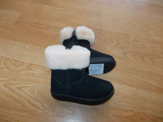 Toddlers UGG Jorie Boots Black Size 7
