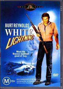 WHITE LIGHTNING BURT REYNOLDS JENNIFER BILLINGSLEY DVD NEW MOVIE SEALED