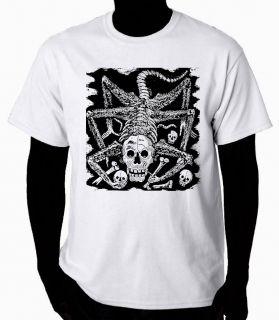 Art T Shirt Jose Guadalupe Posada Calavera Huertista