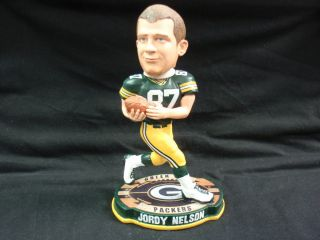 Jordy Nelson 2012 Green Bay Packers Forever Bobble Head