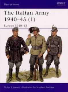 Italian Army book 1 Italy WWII WW2 Uniforms Helmet MORE