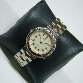 2000's Jovial Two Side Quartz Man's Watch