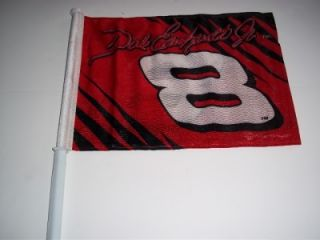 NASCAR Dale Earnhardt Jr 8 Car Flag Auto Truck Race
