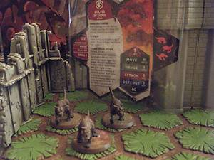 New Heroscape Wolves of Badru Wave 8 Defenders of Kinsland Utgar