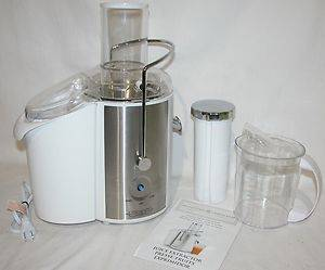 Bella Cucina 13454 Juice Extractor 700 Watt Electric Juicer