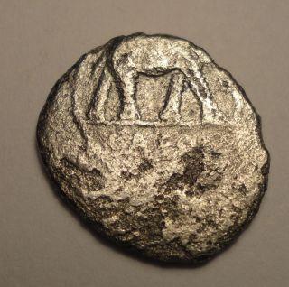 Authentic Julius Caesar Silver Denarius 49BC