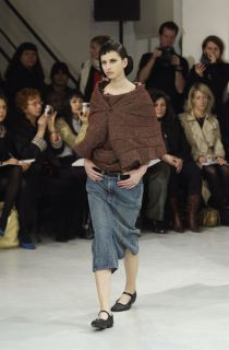 JUNYA Watanabe Runway Denim Sarueru Pants Comme Des Garcons