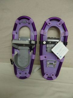 Ll Bean Kids Youth Junior Walker Snowshoes Size 16 25 110 lbs New