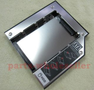 HDD SSD Hard Drive Caddy Optical CD Bay Adapter for Asus K53SV