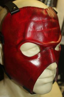 New Kane Mask Replica Handmade Leather WWE