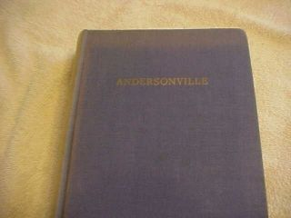 Andersonville by McKinley Kantor