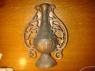 Kalamazoo Base Burner Parlor Stove Finial Cast Iron