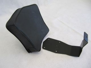 Drivers Backrest for 03 Kawasaki Vulcan 1600 VN1600 Classic