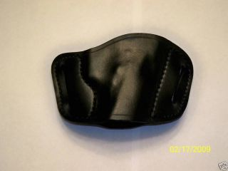 Leather Belt Holster Fits Kel Tec PMR 30 RH