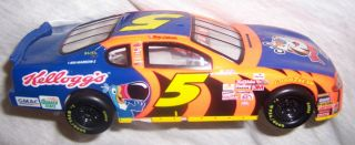 NASCAR Terry LaBonte #5 Kelloggs Tony the Tiger Monte Carlo Model Car