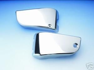 Kawasaki Vulcan 1500 Nomad Chrome Side Battery Covers