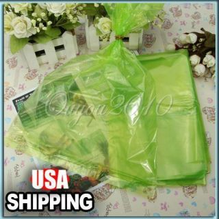 Fruit and Produce Green Bags Reusable Life Extender Keep Fresh New