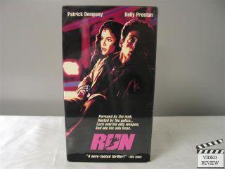 Run VHS Patrick Dempsey Kelly Preston 717951158031