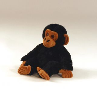 Keel Soft Toy Monkey Chimp Chimpanzee 20cm