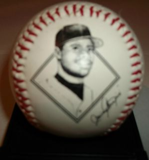 Ken Griffey Jr Commemorative Baseball Auto Signed