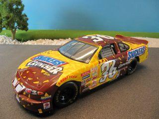 Racing Champions NASCAR Pontiac Grand Prix Snickers Ken Schrader 36 1