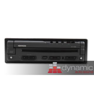 Kenwood KVT 516 Car Stereo 7 in Dash DVD MP3 CD Player