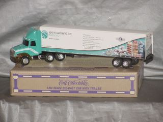 64th Kent H Landsberg Paperland Co Tractor Trailer