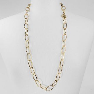 169 DYRBERG Kern of Denmark Goddess Collection Shiny Gold 36 Chain