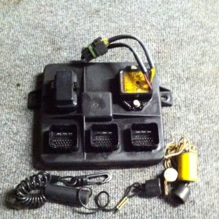 SeaDoo 1997 97 GSX 787 800 Engine Computer ECM ECU Brain Mpem w Key
