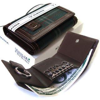 A5157 Luxury Mini Pocket Key Holder Wallet Car Key Case