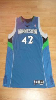 Kevin Love ROOKIE Minnesota Timberwolves Un Used Pro Cut Game Issued