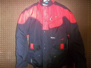 Cycloak GT Pro Kevlar Gore Tex Black Motorcycle Jacket Coat