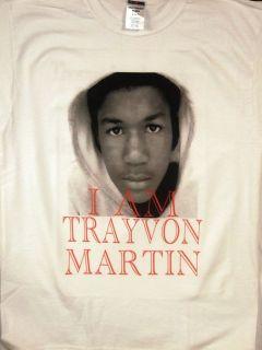 Am Trayvon Martin Hoodie T Shirt Justice Peace Urban Hip Hop Rap SM